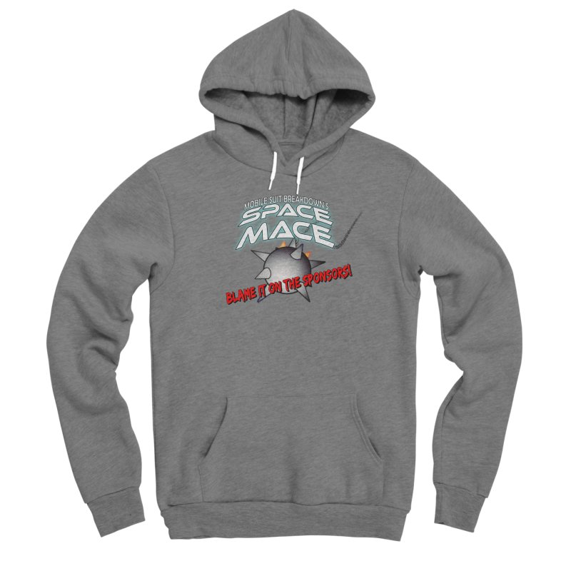 Mighty Space Mace Women's Pullover Hoody by Mobile Suit Breakdown's Shop