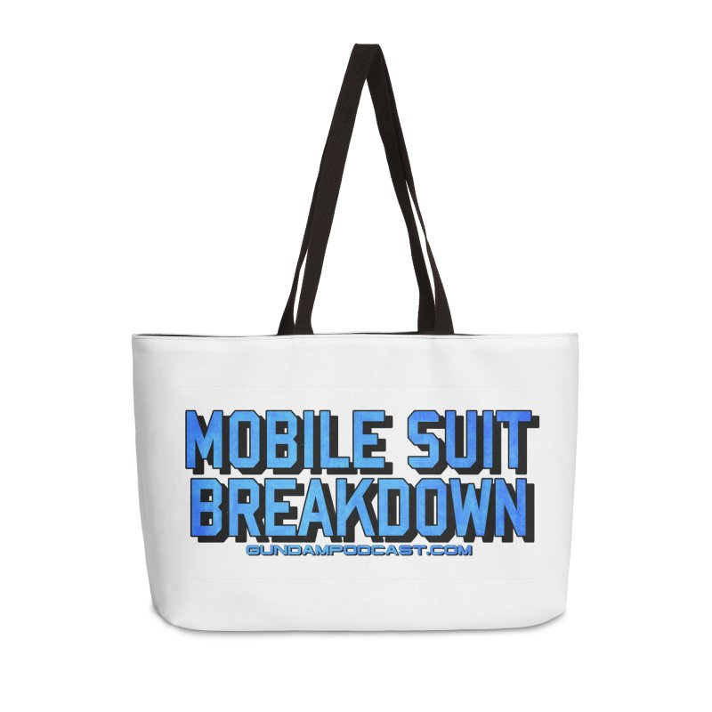 Mobile Suit Breakdown Accessories Bag by Mobile Suit Breakdown's Shop