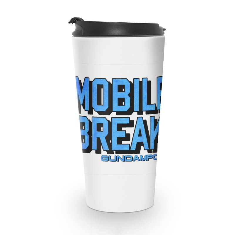 Mobile Suit Breakdown Accessories Mug by Mobile Suit Breakdown's Shop