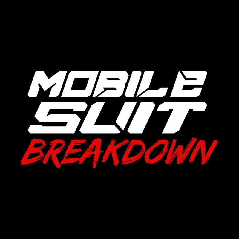 """Mobile Suit Breakdown"" Accessories Notebook by Mobile Suit Breakdown's Shop"