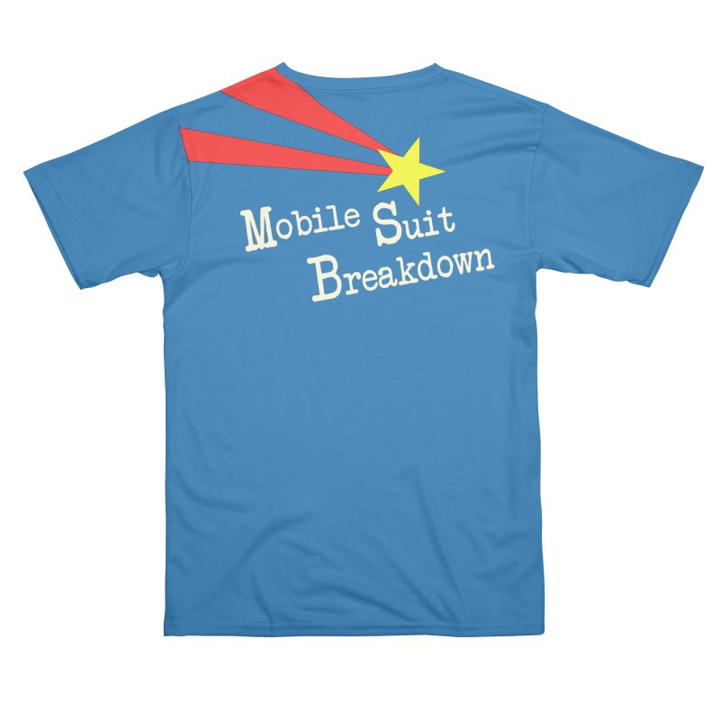 The Cool Sauce (ver. Roux-B) Men's Cut & Sew by Mobile Suit Breakdown's Shop
