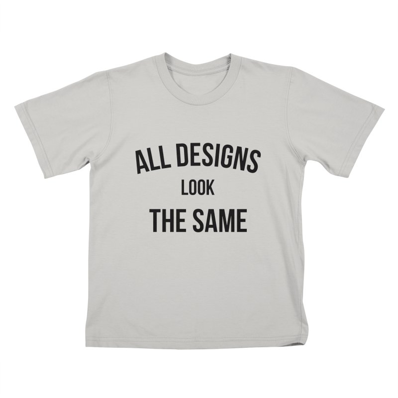 All Designs Kids T-shirt by The Haus of Gunnarolla