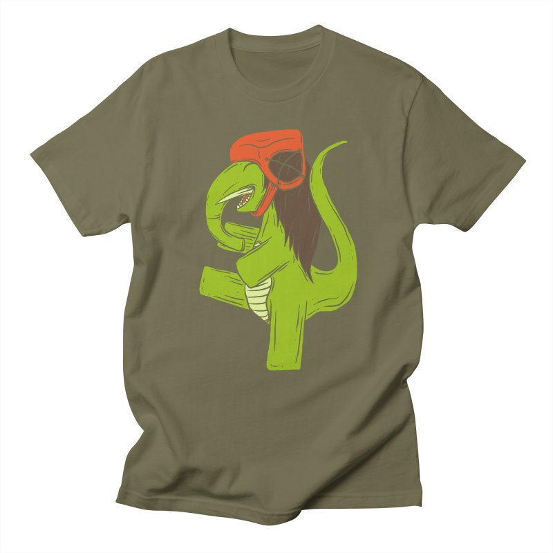 DINOPHANT Men's T-shirt by gupikus's Artist Shop