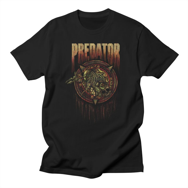 predator Men's T-shirt by gupikus's Artist Shop
