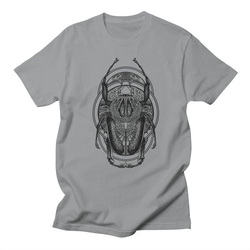 beetle Men's T-shirt by gupikus's Artist Shop
