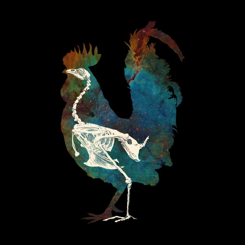 rooster Men's T-shirt by gupikus's Artist Shop