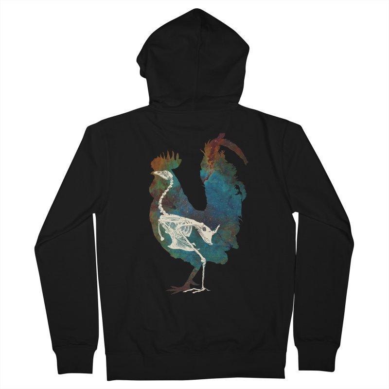 rooster Women's Zip-Up Hoody by gupikus's Artist Shop