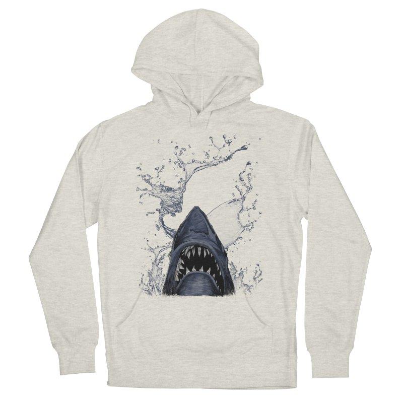 shark Women's Pullover Hoody by gupikus's Artist Shop