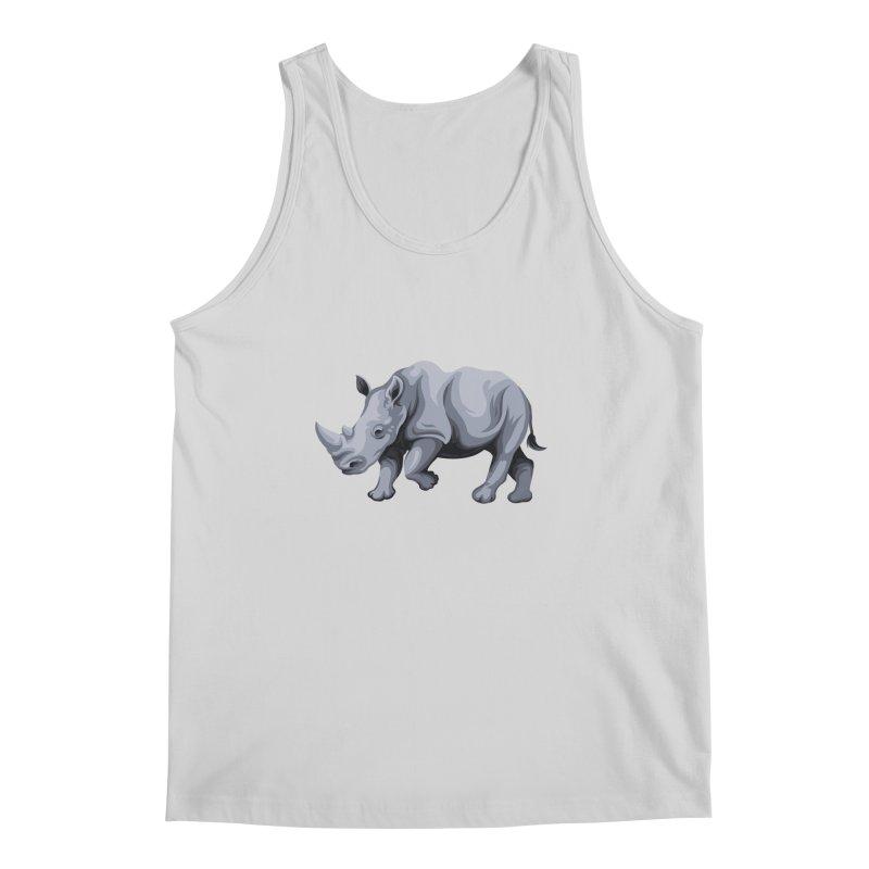 rhinoceros   by gupikus's Artist Shop