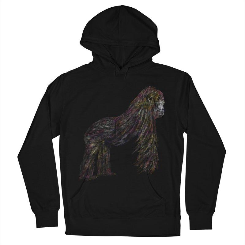 gorilla Women's Pullover Hoody by gupikus's Artist Shop