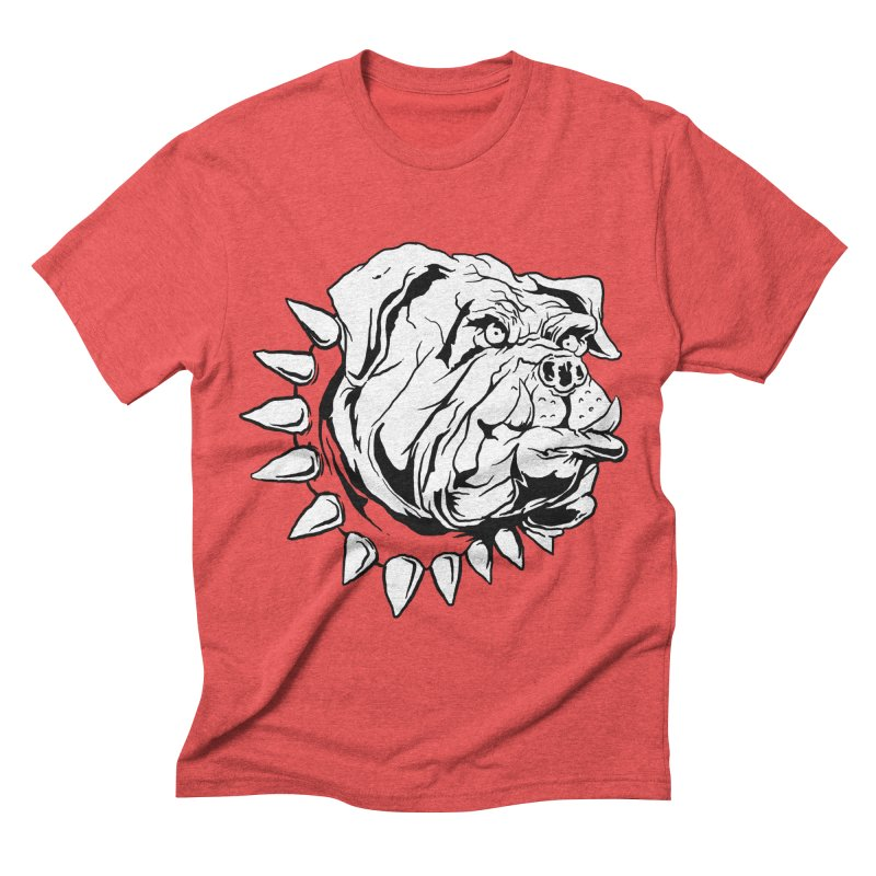 doggies Men's Triblend T-shirt by gupikus's Artist Shop
