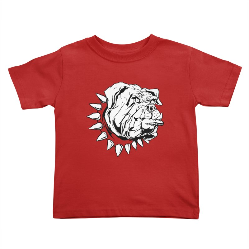 doggies Kids Toddler T-Shirt by gupikus's Artist Shop