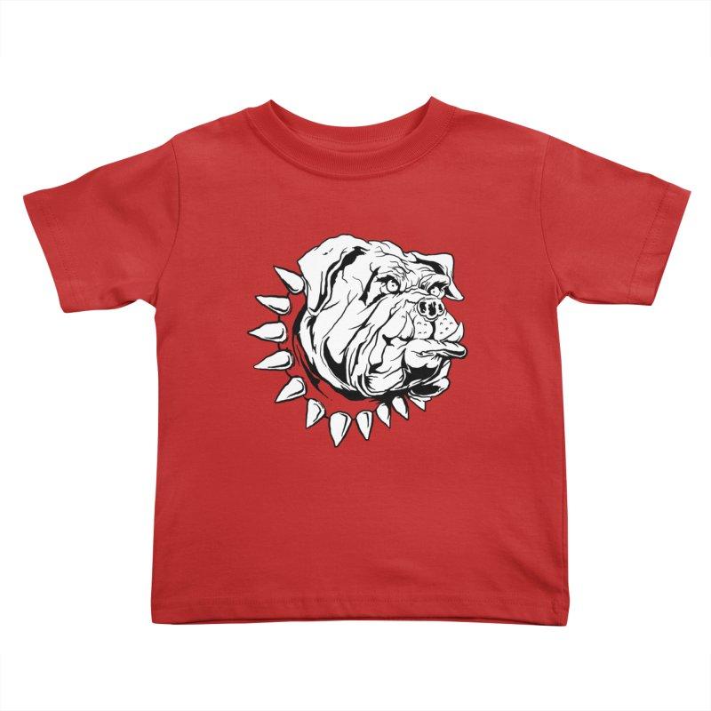 doggies Kids Toddler T-Shirt by gupikus's Artist Shop