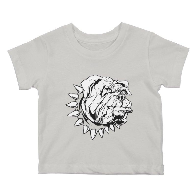 doggies Kids Baby T-Shirt by gupikus's Artist Shop