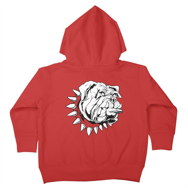 doggies Kids Toddler Zip-Up Hoody by gupikus's Artist Shop