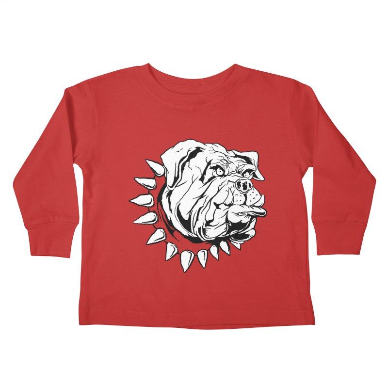 doggies Kids Toddler Longsleeve T-Shirt by gupikus's Artist Shop