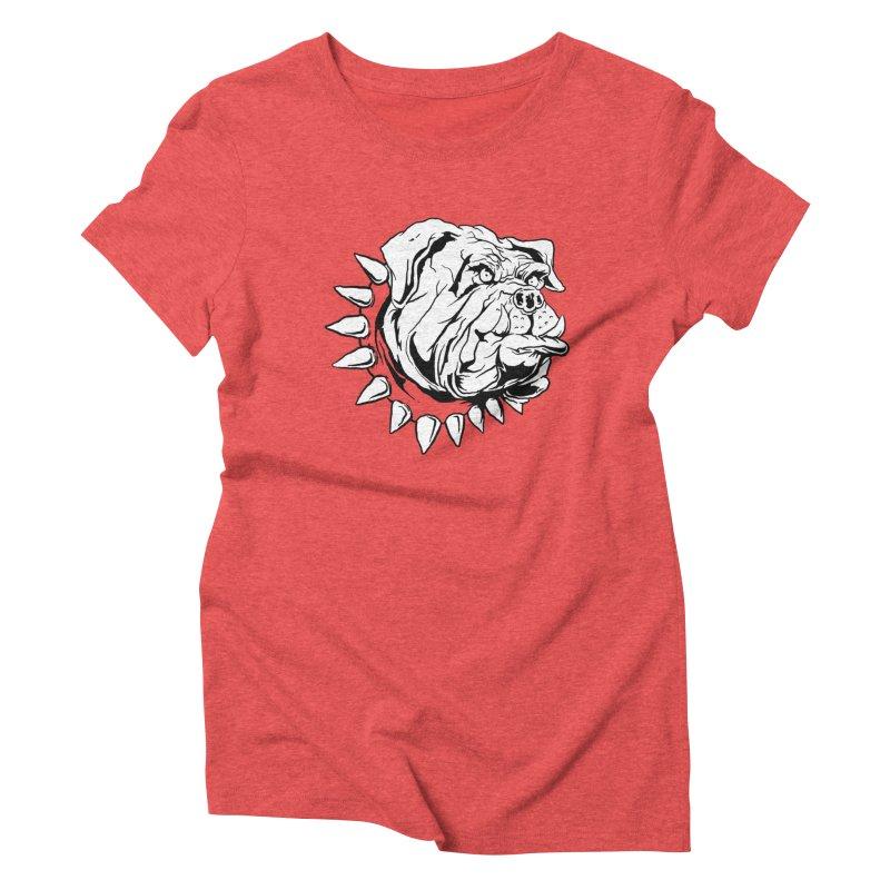 doggies Women's T-Shirt by gupikus's Artist Shop