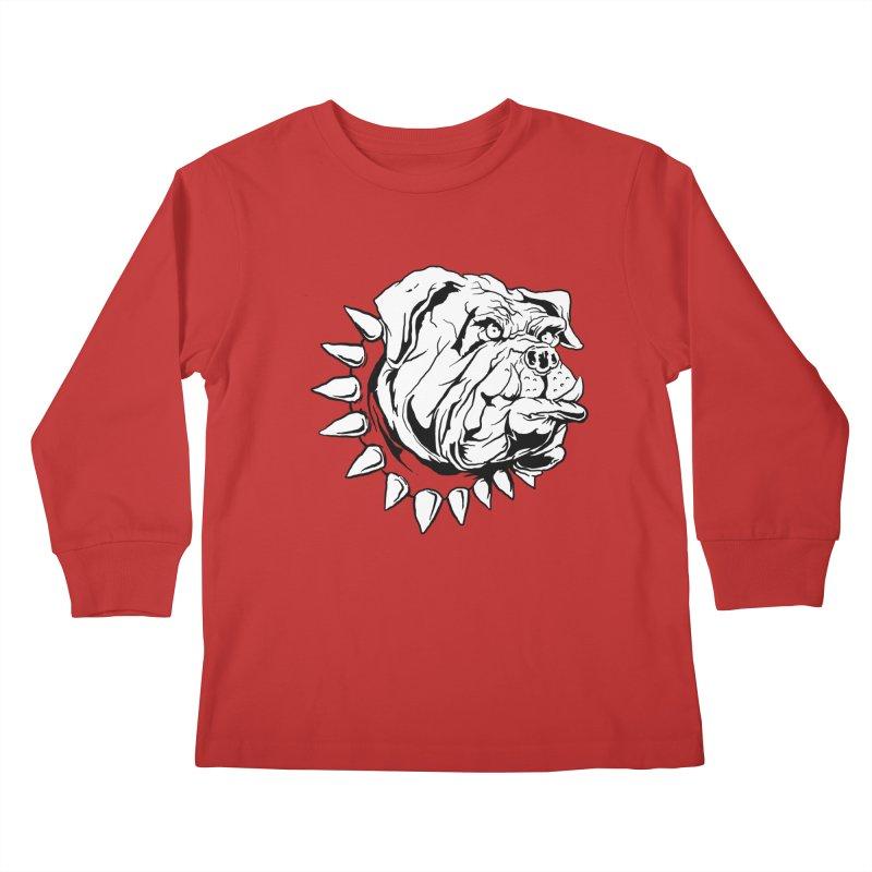 doggies Kids Longsleeve T-Shirt by gupikus's Artist Shop