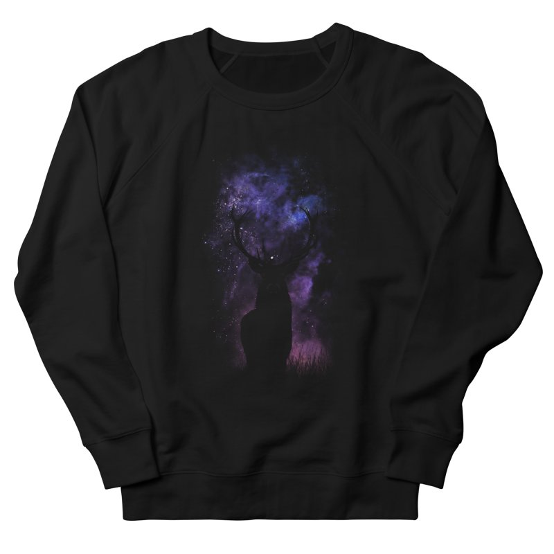 deer Women's Sweatshirt by gupikus's Artist Shop