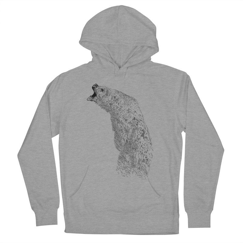 bearoar Women's Pullover Hoody by gupikus's Artist Shop