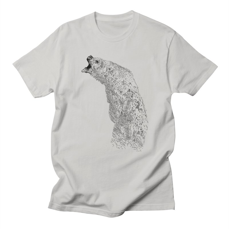 bearoar Men's T-Shirt by gupikus's Artist Shop