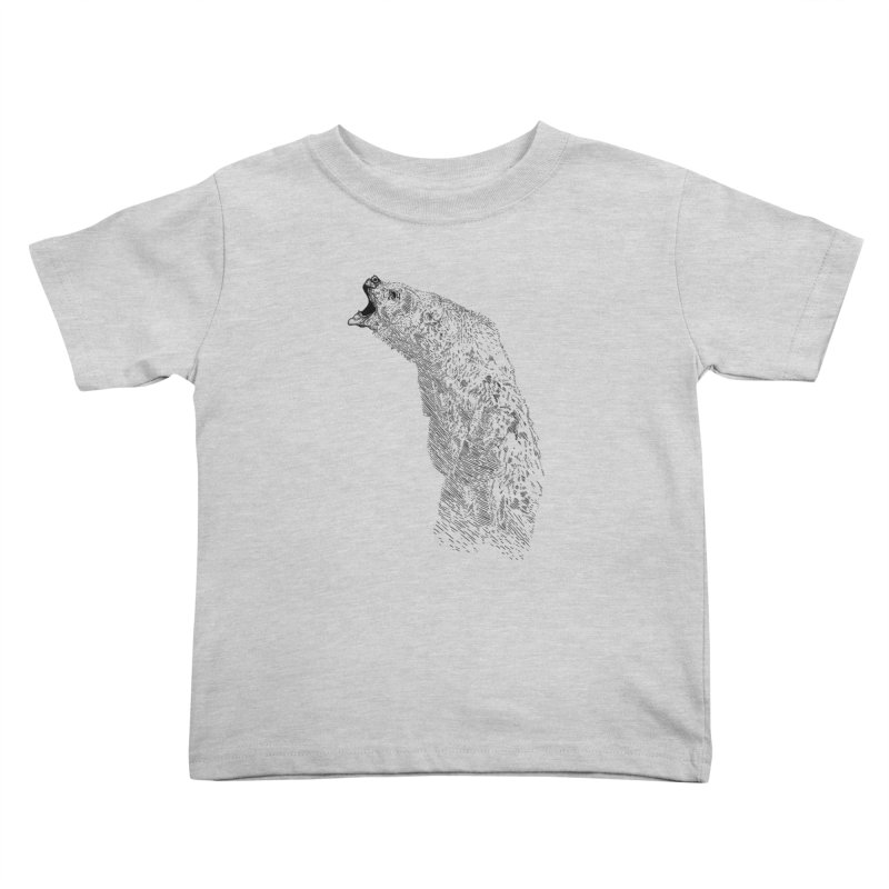 bearoar Kids Toddler T-Shirt by gupikus's Artist Shop