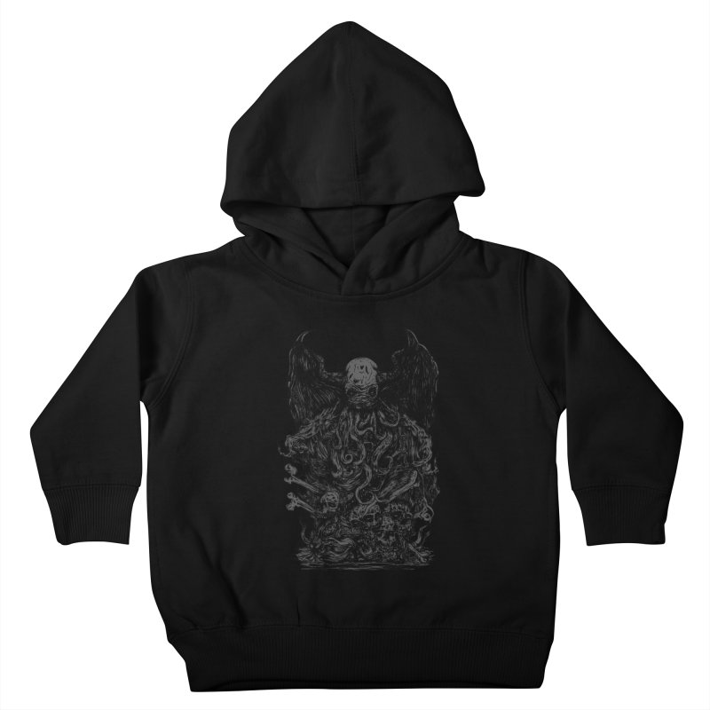 cthulhu Kids Toddler Pullover Hoody by gupikus's Artist Shop
