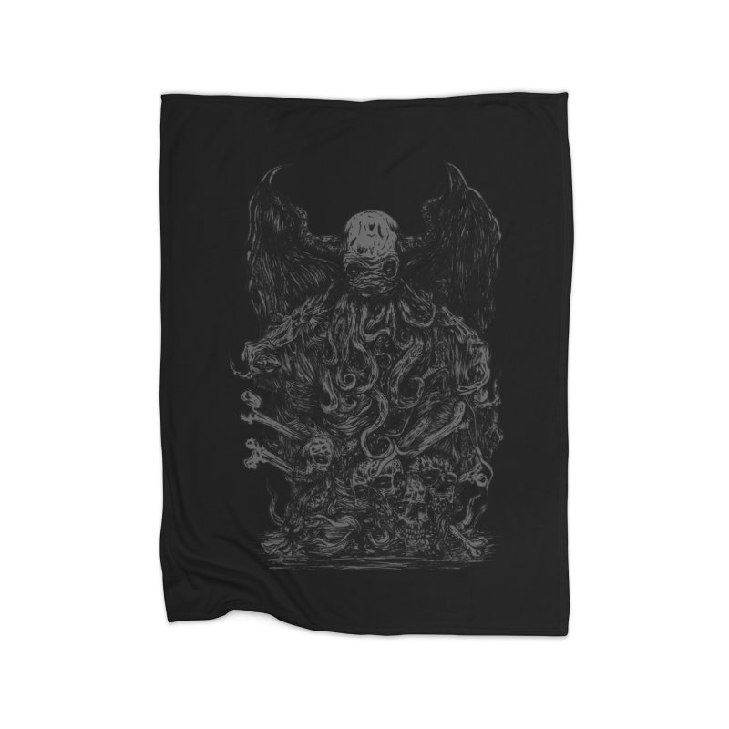cthulhu Home Blanket by gupikus's Artist Shop