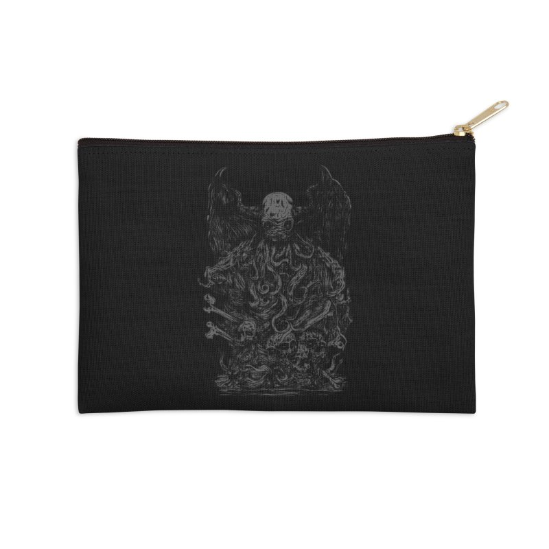 cthulhu Accessories Zip Pouch by gupikus's Artist Shop