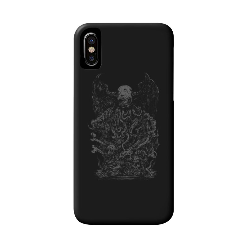 cthulhu Accessories Phone Case by gupikus's Artist Shop