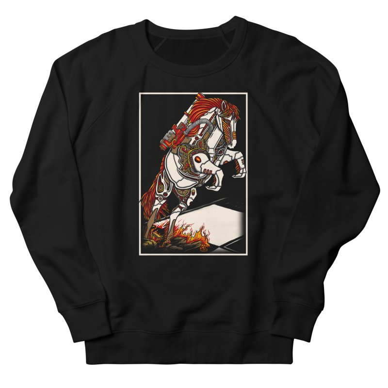 the darkness knight Men's Sweatshirt by gupikus's Artist Shop