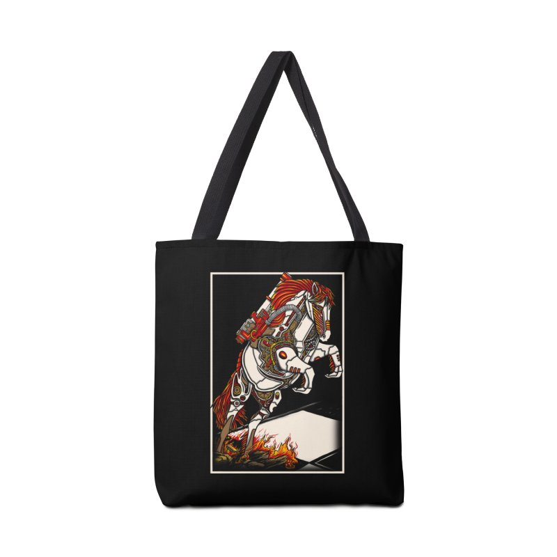 the darkness knight Accessories Bag by gupikus's Artist Shop