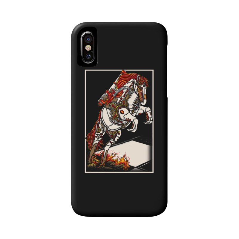 the darkness knight Accessories Phone Case by gupikus's Artist Shop