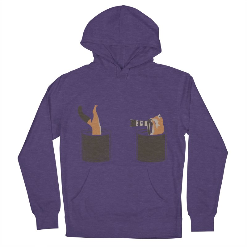 foxtographer Women's French Terry Pullover Hoody by gupikus's Artist Shop