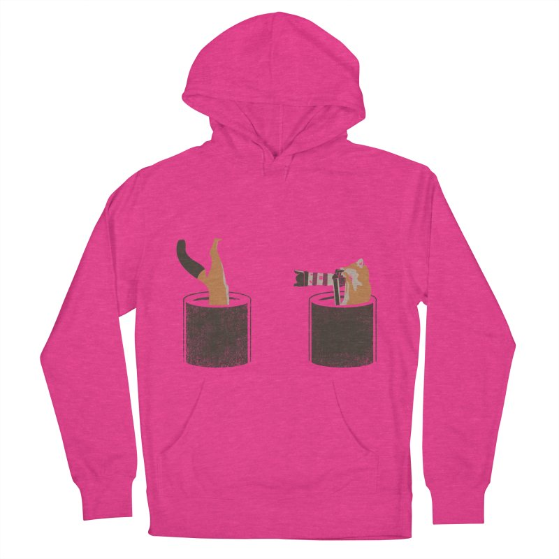 foxtographer Men's French Terry Pullover Hoody by gupikus's Artist Shop