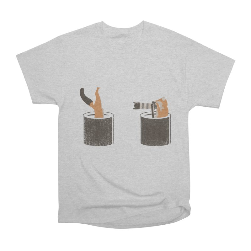 foxtographer Men's Heavyweight T-Shirt by gupikus's Artist Shop
