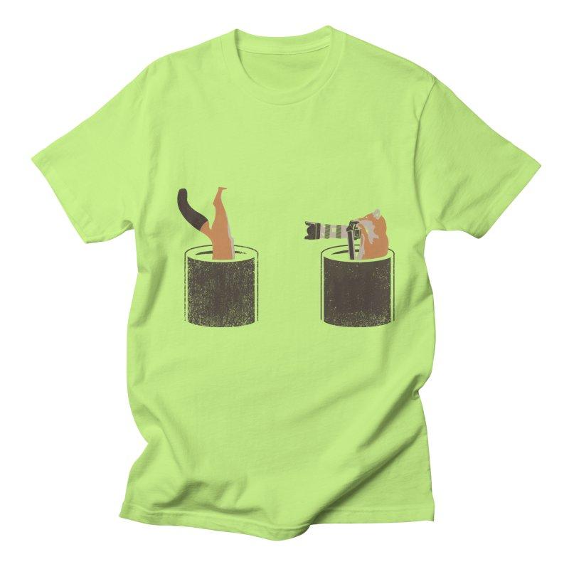 foxtographer Women's Unisex T-Shirt by gupikus's Artist Shop