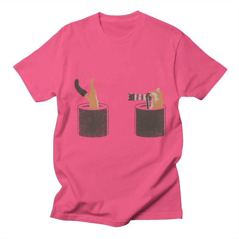 foxtographer Men's Regular T-Shirt by gupikus's Artist Shop