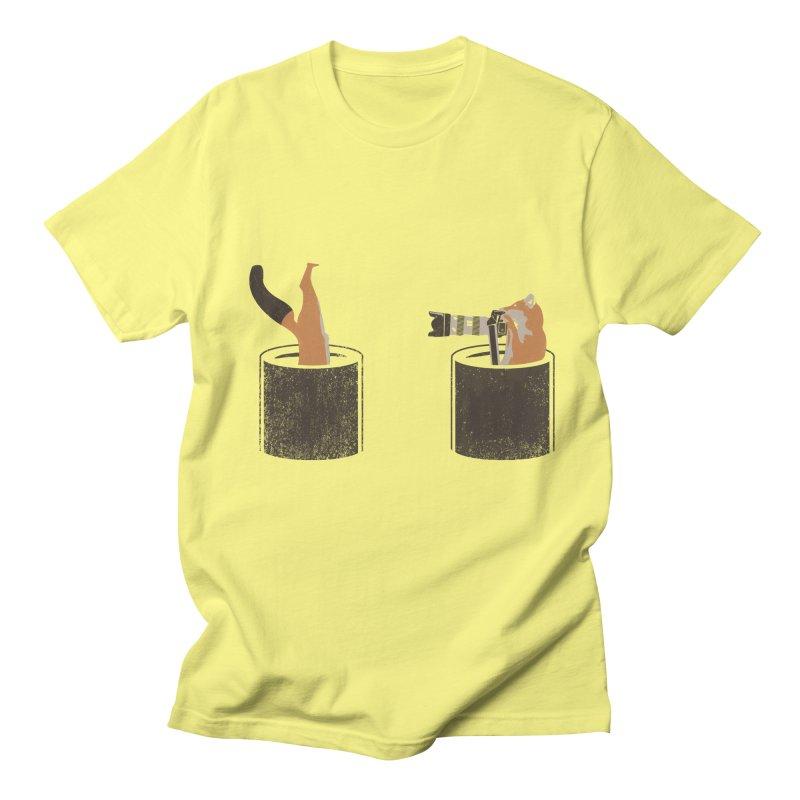 foxtographer Women's Regular Unisex T-Shirt by gupikus's Artist Shop