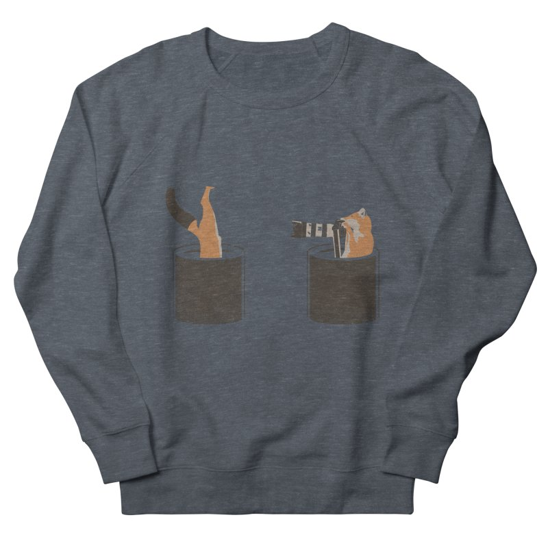 foxtographer Men's Sweatshirt by gupikus's Artist Shop