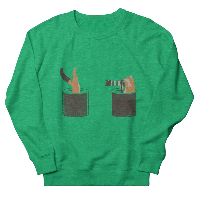 foxtographer Men's French Terry Sweatshirt by gupikus's Artist Shop