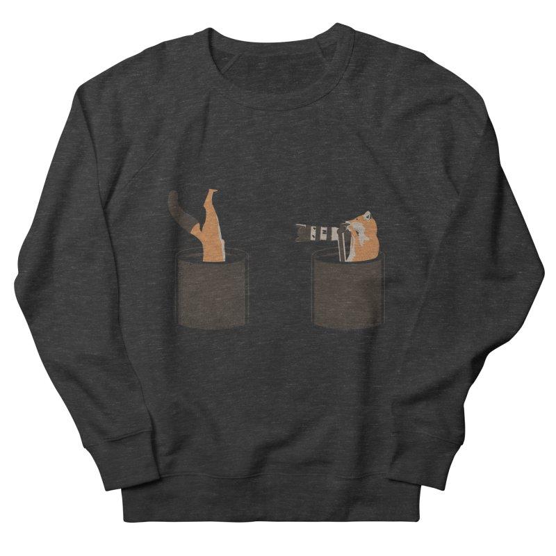 foxtographer Men's French Terry Sweatshirt by gupikus's Artist Shop