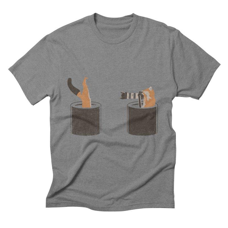 foxtographer Men's Triblend T-Shirt by gupikus's Artist Shop