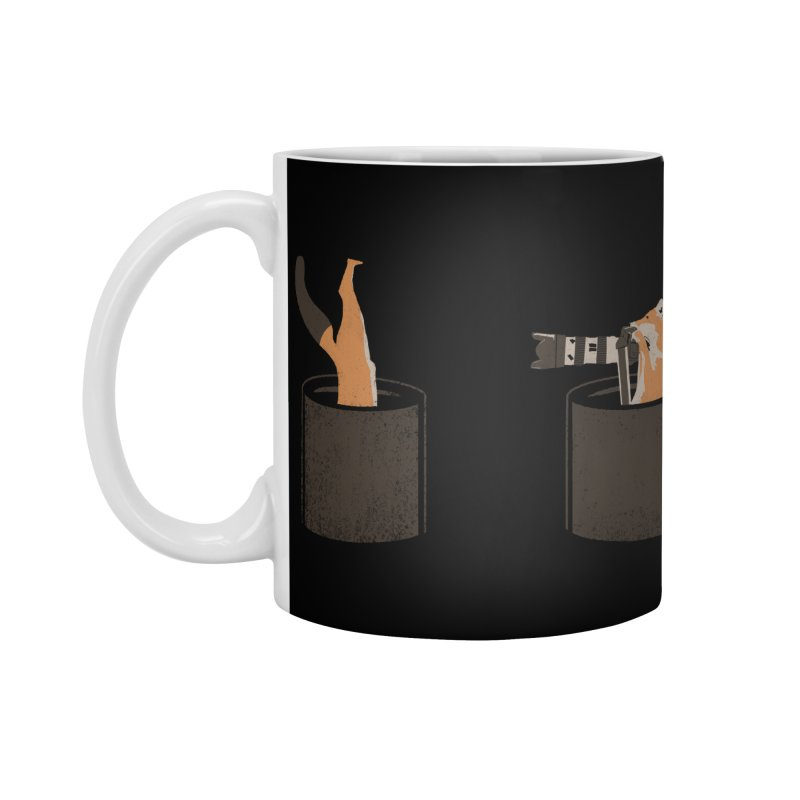 foxtographer Accessories Standard Mug by gupikus's Artist Shop