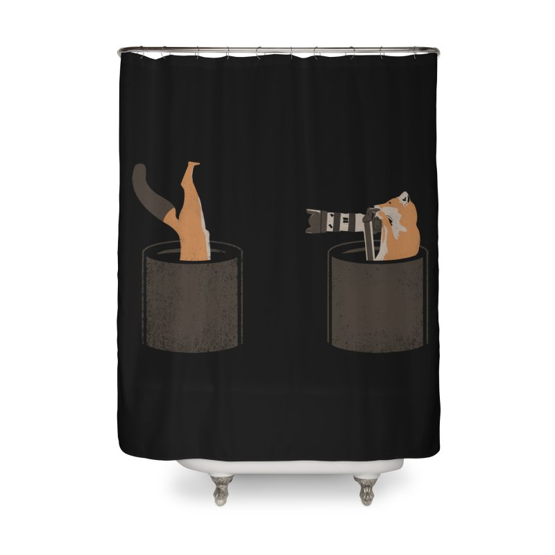 foxtographer Home Shower Curtain by gupikus's Artist Shop