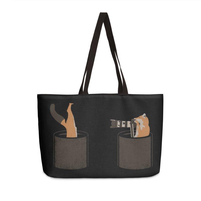 foxtographer Accessories Weekender Bag Bag by gupikus's Artist Shop