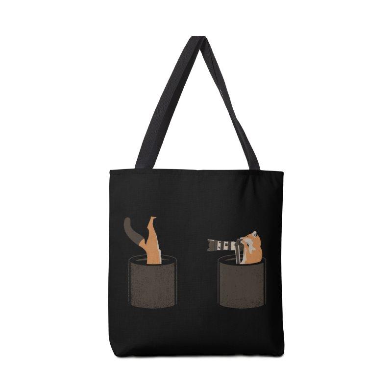 foxtographer Accessories Bag by gupikus's Artist Shop