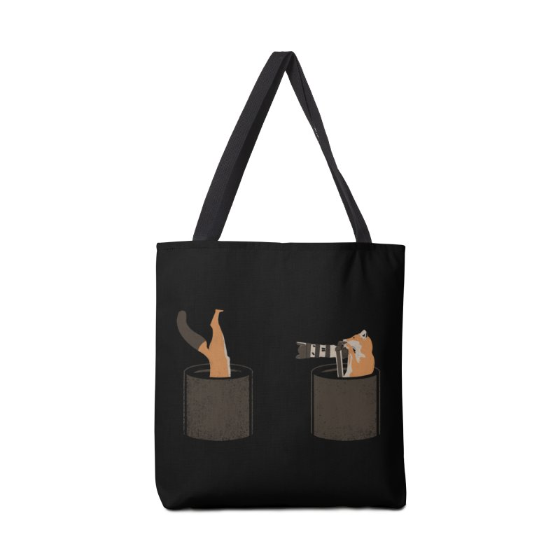 foxtographer Accessories Tote Bag Bag by gupikus's Artist Shop