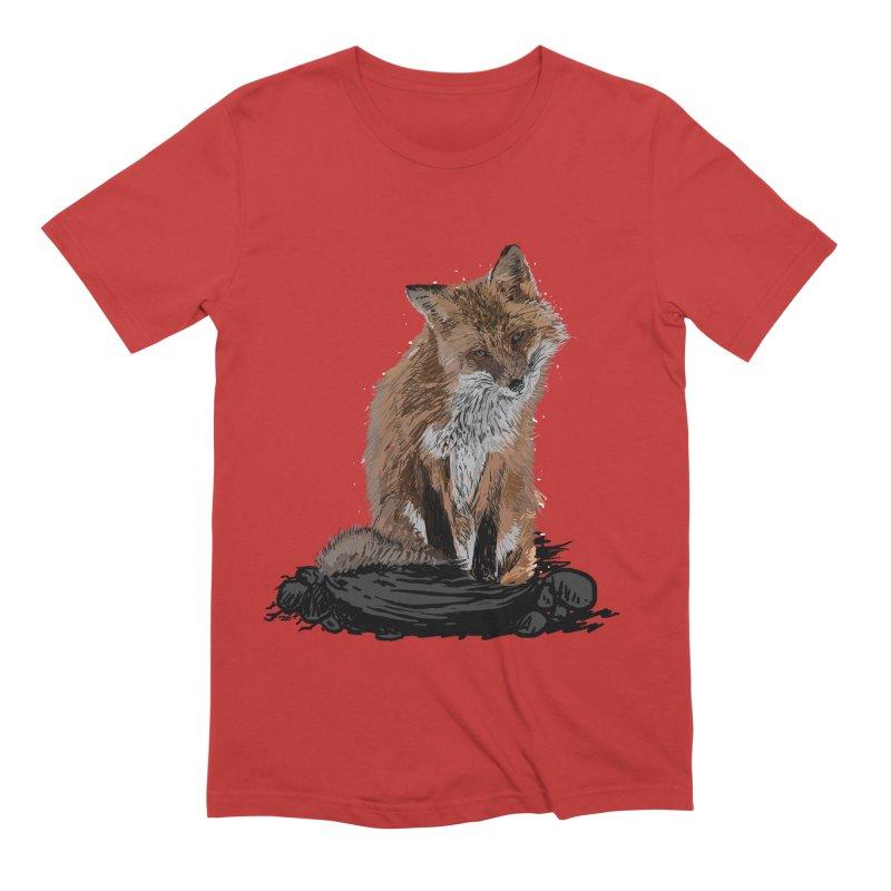 wolves Men's Extra Soft T-Shirt by gupikus's Artist Shop