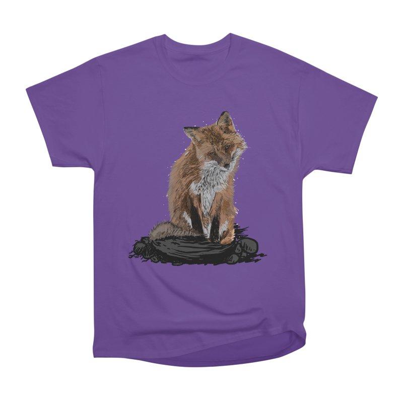 wolves Women's Heavyweight Unisex T-Shirt by gupikus's Artist Shop